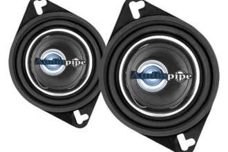 "Audiopipe® - 3-1/2"" 2-Way APT Series 90W Speakers"