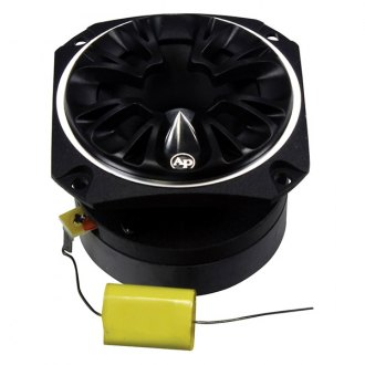 "Audiopipe® - 1"" ATR Series Black 350W Bullet Tweeter with Grill"