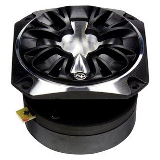 "Audiopipe® - 1"" ATR Series Silver 350W Bullet Tweeter with Grill"