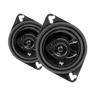 "Audiopipe® - 3-1/2"" 2-Way CSL Series 90W Coaxial Speakers"