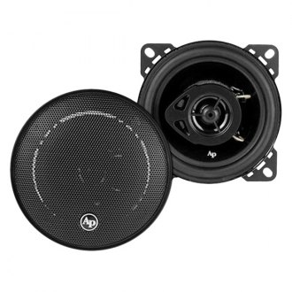 "Audiopipe® - 4"" 2-Way CSL Series 100W Coaxial Speakers"