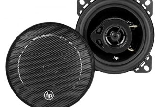 "Audiopipe® - 4"" 2-Way CSL Series 100W PP Cone Speakers"