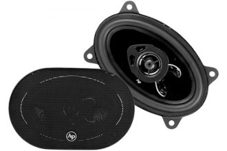 "Audiopipe® - 4"" x 6"" 2-Way CSL Series 150W PP Cone Speakers"