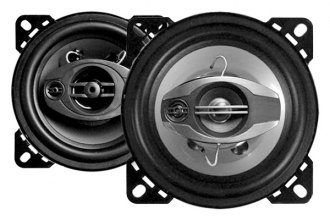 "Audiopipe® - 4"" 3-Way Audio Drift™ DSA Series 100W Speakers"