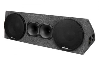 "Audiopipe® - 10"" Midbass 700W Speaker Box"