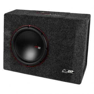 "Audiopipe® - 10"" APBP Series Single Sealed Passive 500W Subwoofer Enclosure"