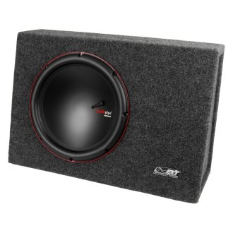 "Audiopipe® - 12"" APBP Series Single Sealed Passive 750W Subwoofer Enclosure"