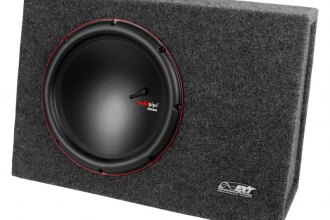 "Audiopipe® - 12"" APBP Series 750W Single Subwoofer Enclosure Box"