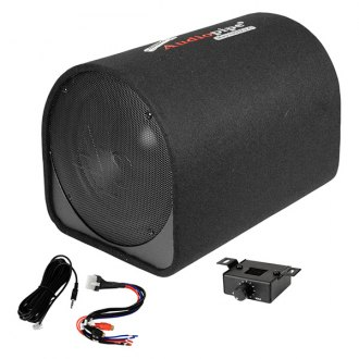 "Audiopipe® - 12"" AP-DX Series Ported Powered 600W Subwoofer Tube"