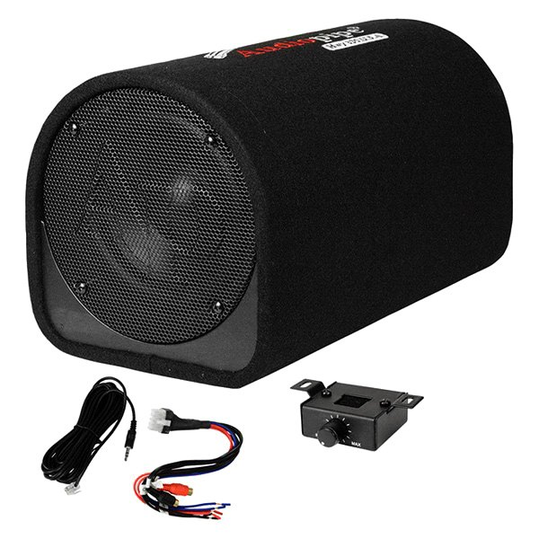 "Audiopipe® - 8"" AP-DX Series Ported Powered 400W Subwoofer Tube"