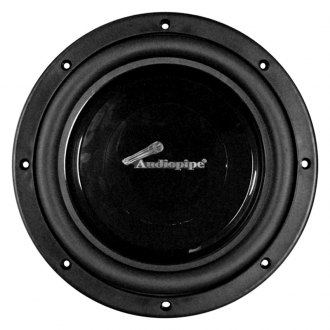 "Audiopipe® - 10"" TS-FA Series Shallow Mount 400W 4 Ohm DVC Subwoofer"