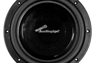 "Audiopipe® - 10"" TS-FA Series Shallow Mount 400W Subwoofer"