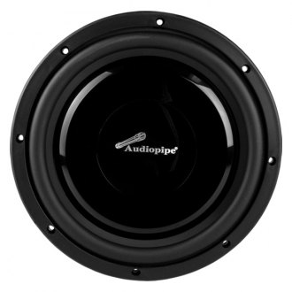 "Audiopipe® - 12"" TS-FA Series Shallow Mount 500W 4 Ohm DVC Subwoofer"