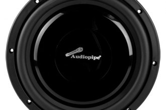 "Audiopipe® - 12"" TS-FA Series Shallow Mount 500W Subwoofer"