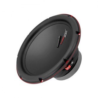 "Audiopipe® - 12"" S-RV Series 750W 4 Ohm DVC Subwoofer"
