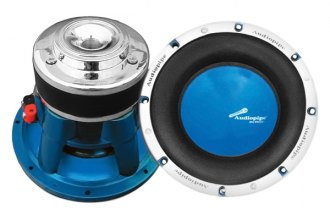 "Audiopipe® - 10"" TXXAP Series 1200W DVC Subwoofer with Blue Cone"