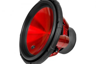 "Audiopipe® - 15"" TXX-APA Series 2000W DVC Subwoofer with Red Cone"