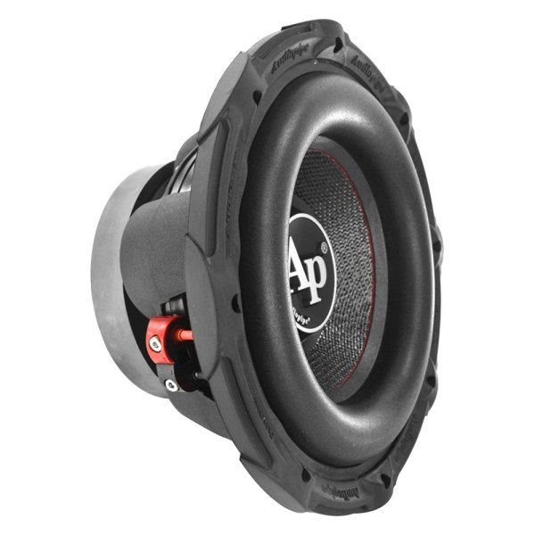 "Audiopipe® - 10"" TXX-BD Series Single Stack 800W 4 Ohm DVC Subwoofer"
