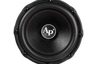 "Audiopipe® - 3"" TXX-BD Series 1800W DVC Double Stack Subwoofer"