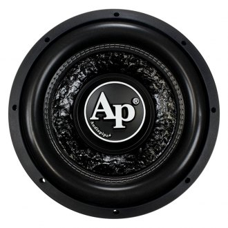 "Audiopipe® - 10"" TXX-FA Series Shallow Mount 600W 4 Ohm DVC Subwoofer"