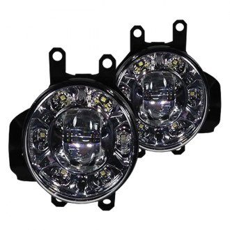 Auer Automotive® - Projector LED Fog Lights with DRL