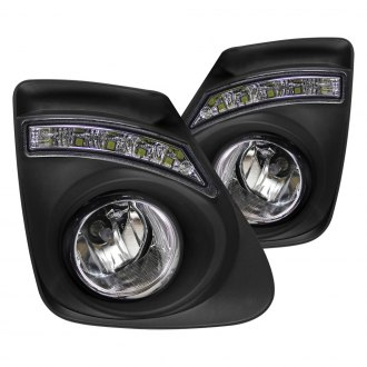 Auer Automotive® - OE Style Fog Light Kit with LED DRL