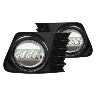 Auer Automotive® - Blackout Style LED Daytime Running Light Kit