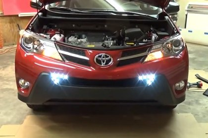 TRA-313 - Auer Automotive® Factory Style Fog Lights Installation Video (HD)