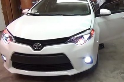 Auer Automotive® Factory Style LED Fog Lights Installation Video