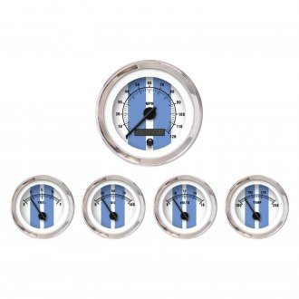 Aurora Instruments® - Cobra Blue Gauges