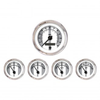 Aurora Instruments® - Cobra Gray Gauges