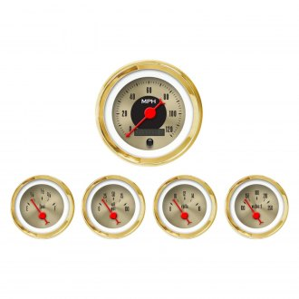 Aurora Instruments® - American Classic Gold V Gauges