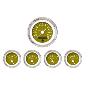 Aurora Instruments® - Marker Green Gauges
