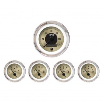 Aurora Instruments® - American Classic Gold I Gauges