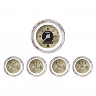Aurora Instruments® - American Classic Gold II Gauges