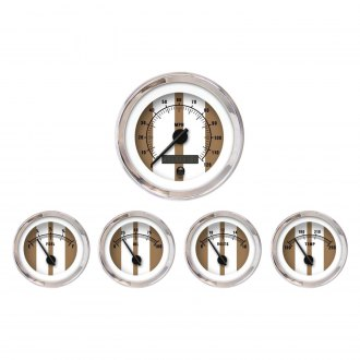 Aurora Instruments® - Cobra Brown Gauges
