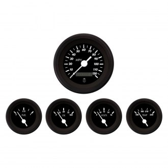 Aurora Instruments® - Marker Black Gauges