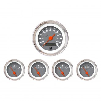 Aurora Instruments® - Marker Gray Gauges