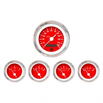 Aurora Instruments® - Marker Red Gauges