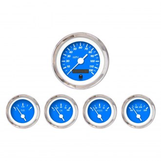 Aurora Instruments® - Marker Blue Gauges