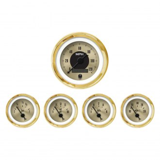 Aurora Instruments® - American Classic Gold Gauges