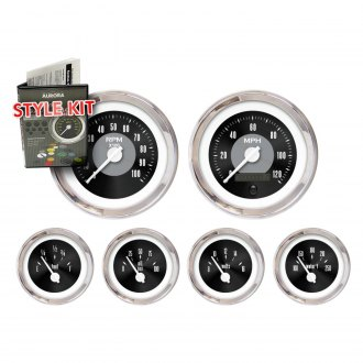 Aurora Instruments® - American Classic III Series Gauge Style Kits