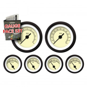 Aurora Instruments® - American Classic Series Gauge Face Kits