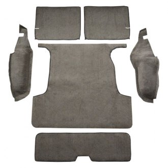 Auto Custom Carpets® - Standard Replacement Molded Dove Gray / 8292 Complete Cargo Area Carpets without Mass Backing
