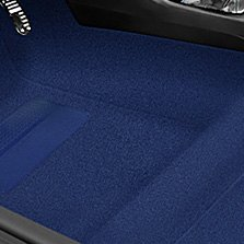 Auto Custom Carpets® - Blue Molded Flooring