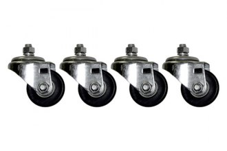 "Auto Dolly® - 2-1/2"" Heavy Duty Caster Upgrade Kit"
