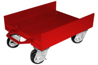 "Auto Dolly® - 12""x16"" Individual Tri-sided Flushtop Dolly"