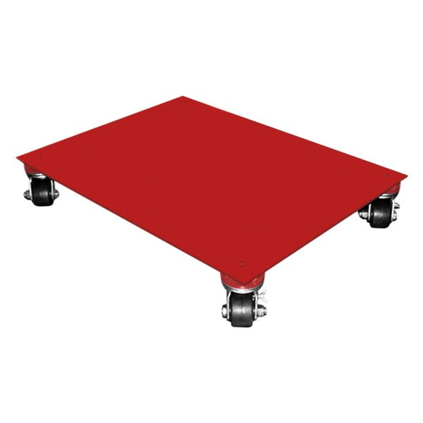 "Auto Dolly® - 24""x32"" Individual Big Flushtop Dolly"
