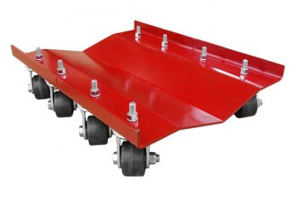 "Auto Dolly® - 24""x16"" Ribless Dually Dolly"