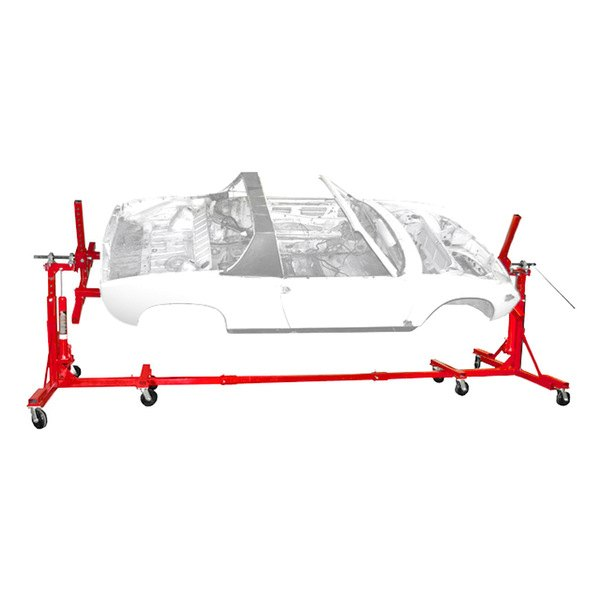 Auto Dolly® - Auto Rotisserie with Hydraulic Jacks